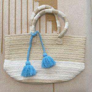 Altru Handmade Boho/Beach Straw Tote